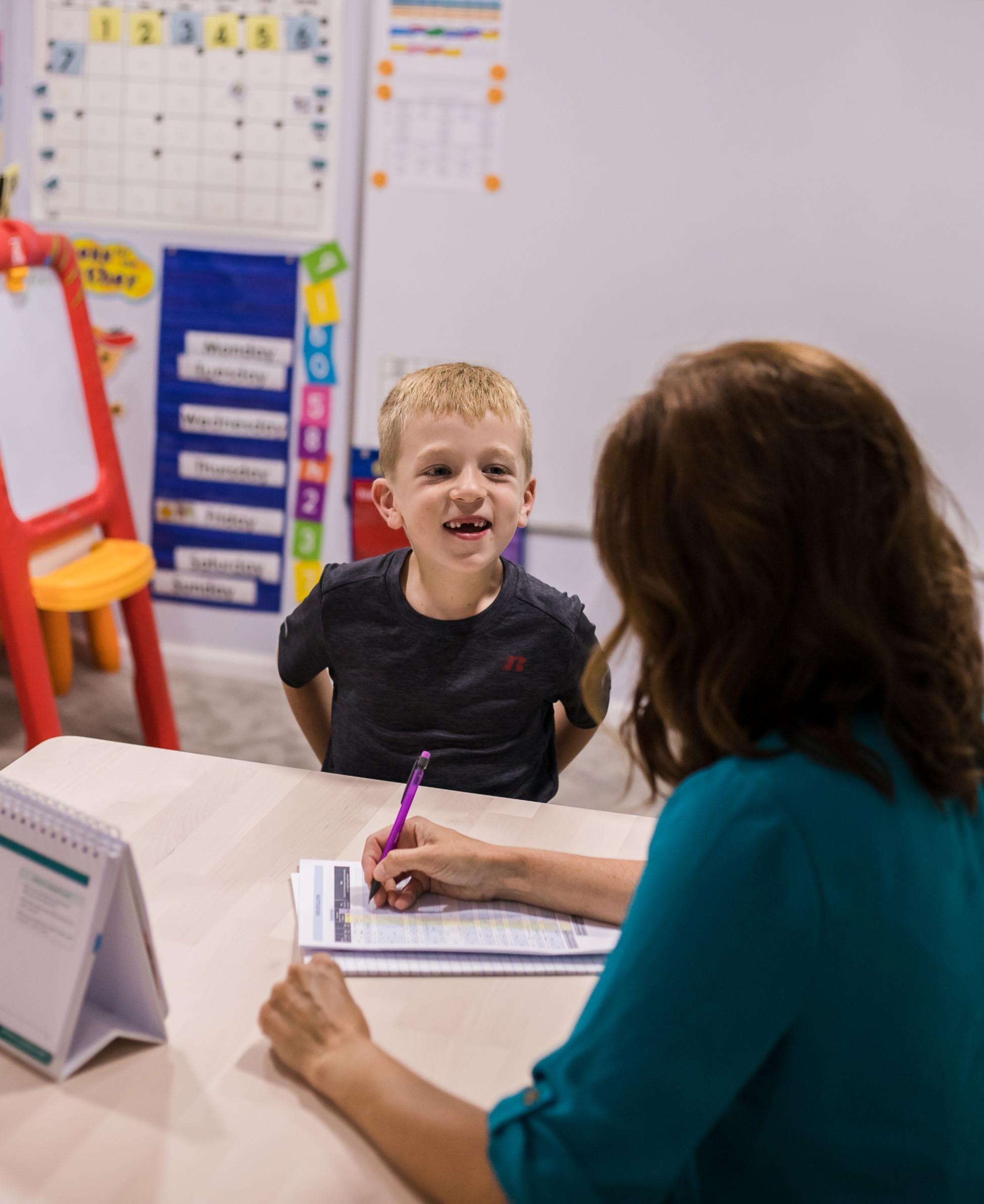 Speech & Language Evaluation
