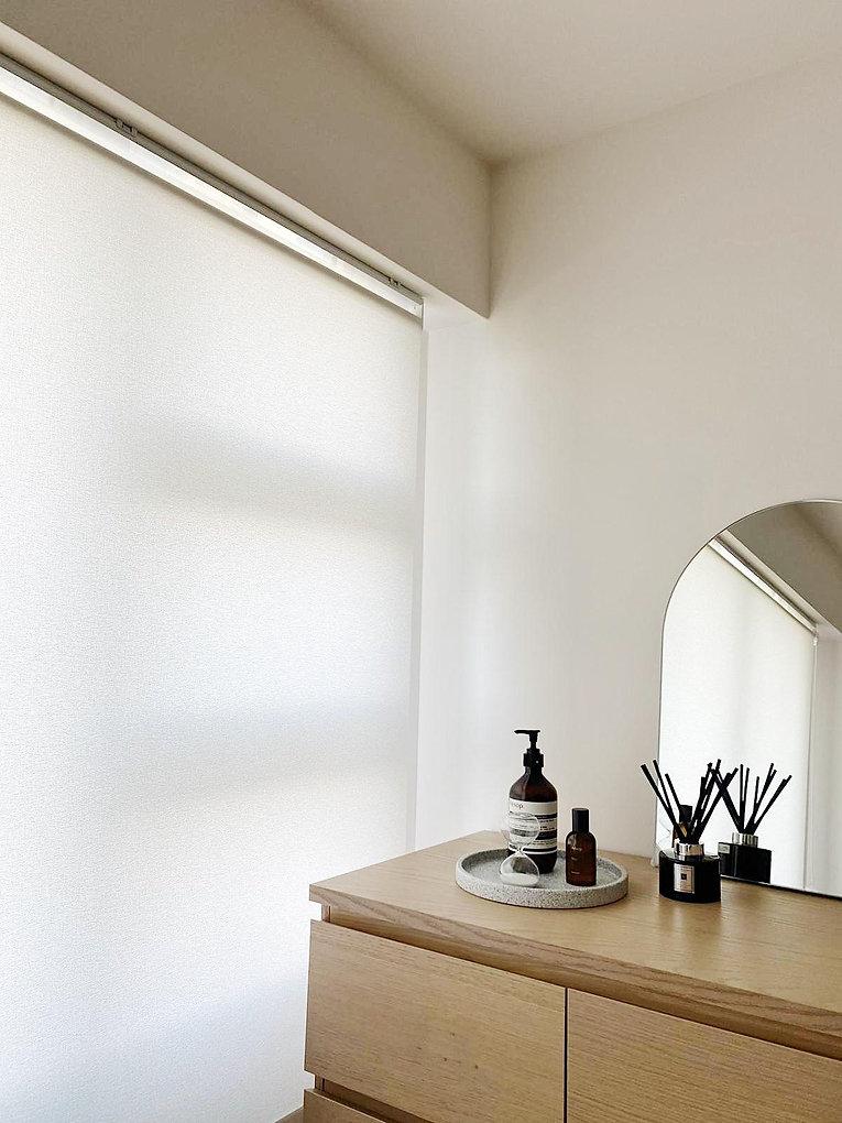 Wabi sabi roller blinds everyday curtain
