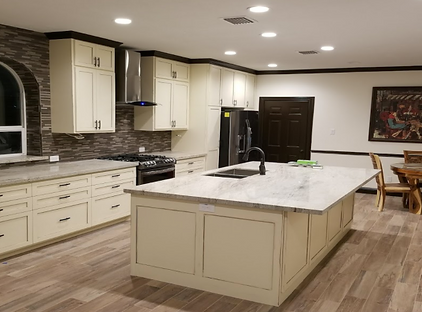 Custom Cabinets Canopy Unlimited