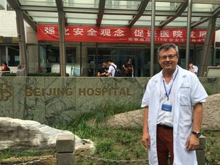 El meu stage de practiques a Beijing (Xina)