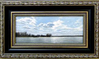 Весна на Сиверском озере