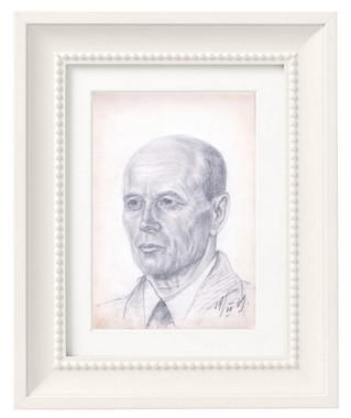 Портрет папы (Синикина Фёдора Ивановича)