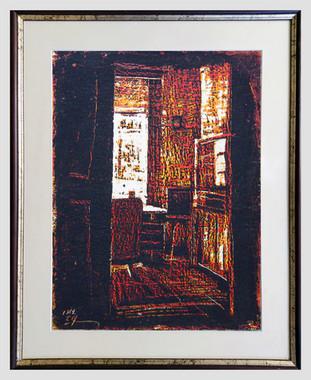 Наша комната (г. Жуковский, ул. Красная пасечь, д. 2)