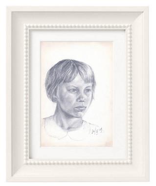 Портрет сестры Веры