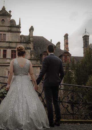 Bild aus Hochzeitsfilm