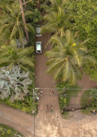 Drohnenaufnahme Costa Rica