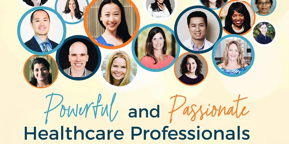 Powerful and Passionate Healthcare Professionals Virtual Summit 2020