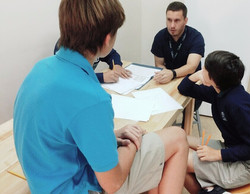 Students Sharing & Brainstorming