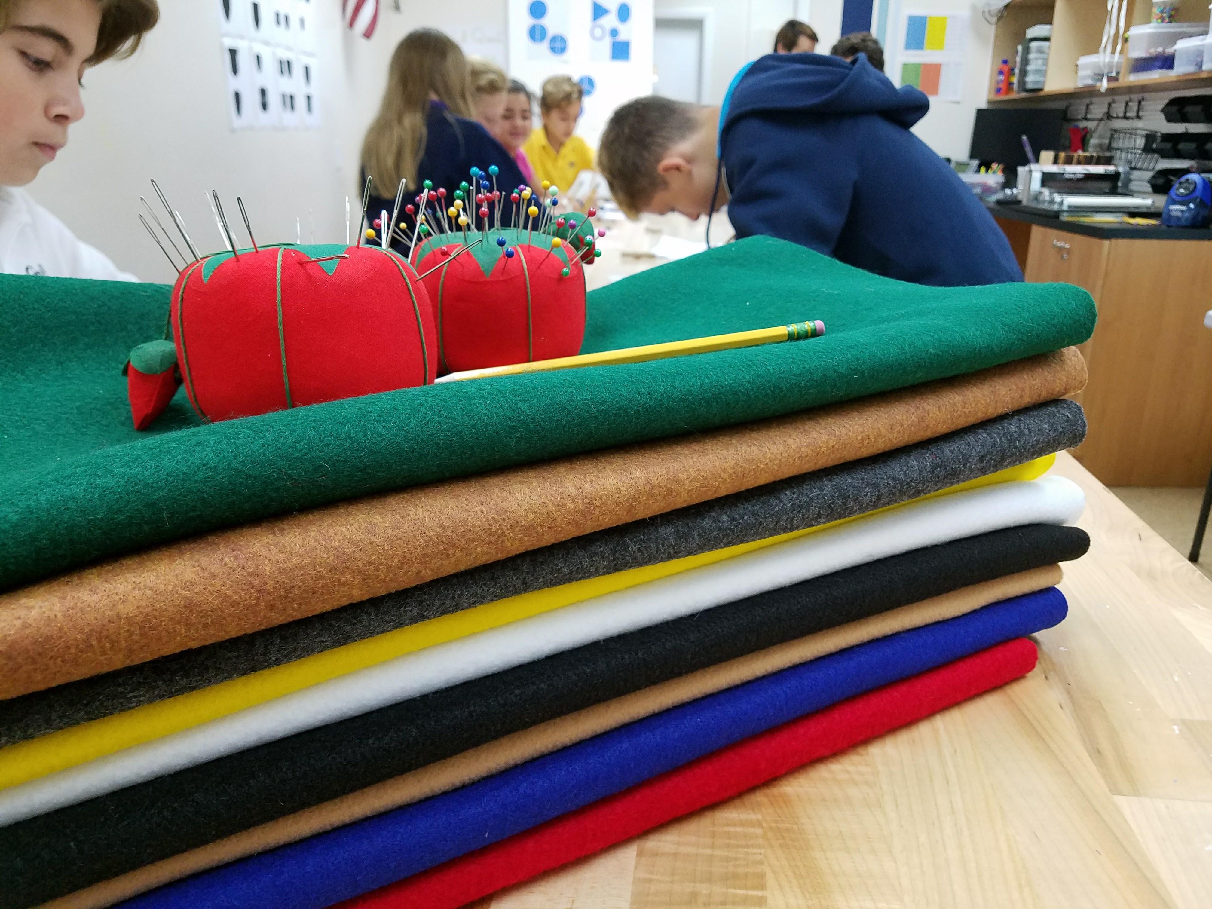 Apparatus & Textile Studies