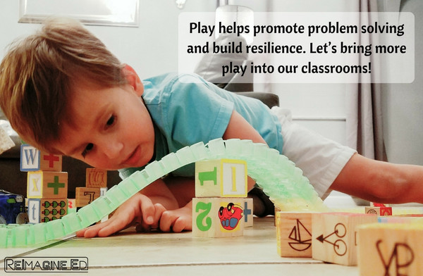 Bring play to your classroom!