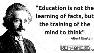 Education = Training to Think