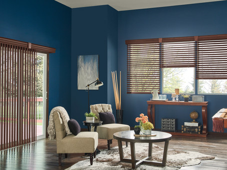 The Distinguished Style of Wood Blinds