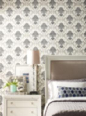 Fabricut Grace Wallpaper