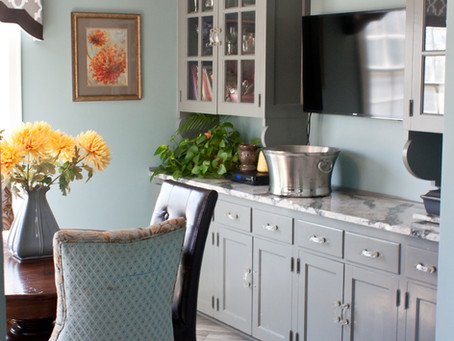 Inside Look: A Total Kitchen Face-lift