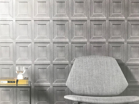 Sculptural Wallcoverings That Wow