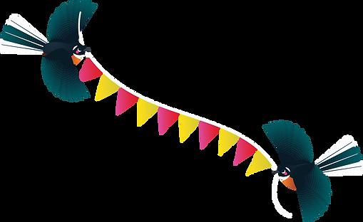 Cider Festival - Illustration - Fantails
