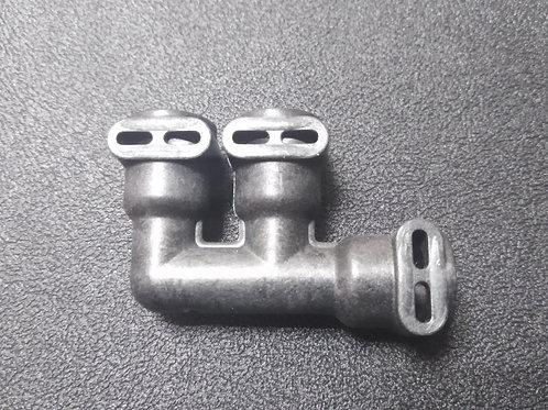 Уголок термоблока F-образный
