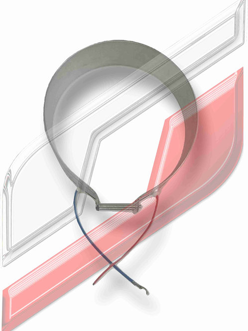 Тэн для термопота,D=162мм,750Вт, ТСН-001