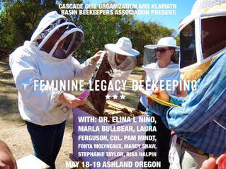 Feminine Legacy Beekeeping