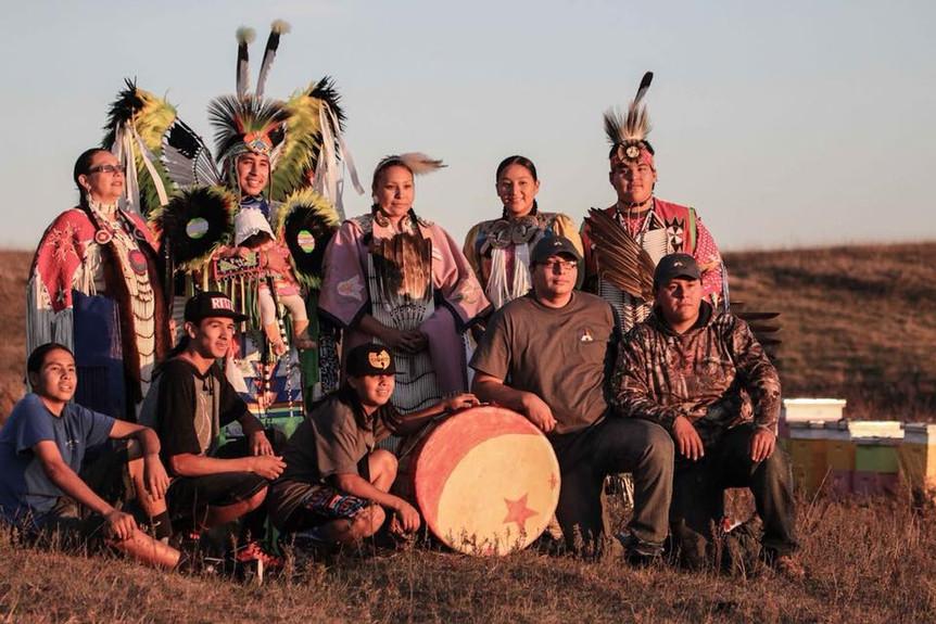 Lakota Youth Development present the Honey Lodge