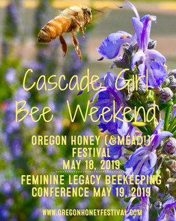 Cascade Girl Bee Weekend 2019