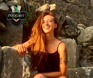Courtney on a Podcast!