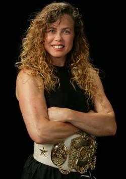 World Champion Kathy Long