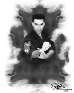 Master Vigoroux, 8th Dan