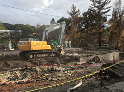 NAPA FIRE CLEAN UP