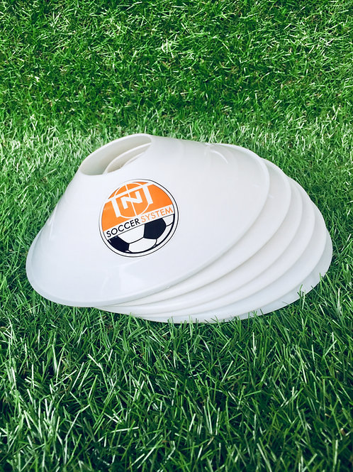 TNT Training Cones - 6 Pack
