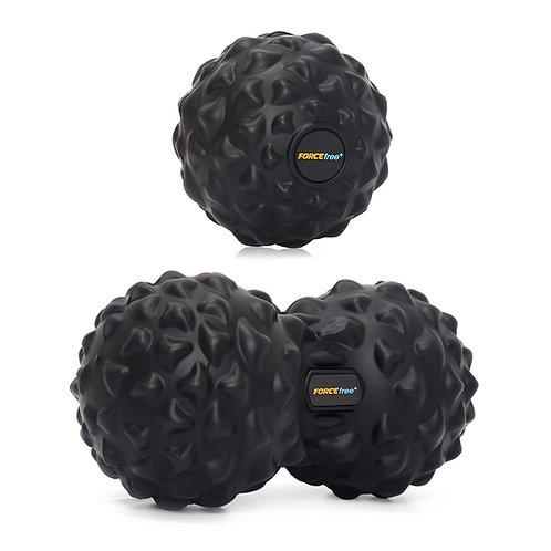 Massage Ball PU Peanut Lacrosse Mobility Balls