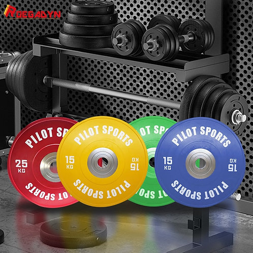 ROEGADYN Dumbbells Fitness Pu Barbell Weights