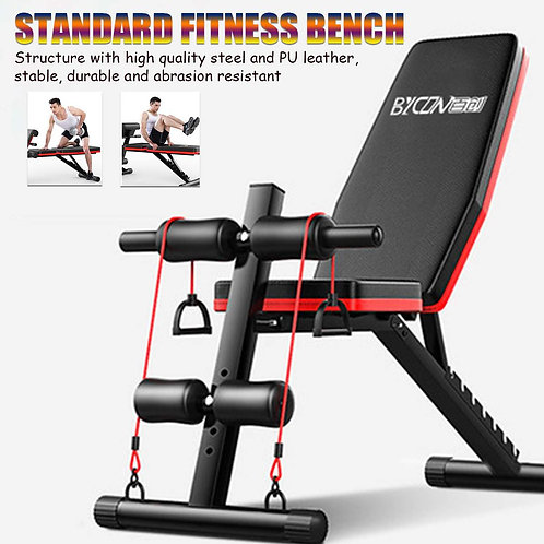 Household Fitness Workout Stool Dumbbell Bench Sit Up Stool