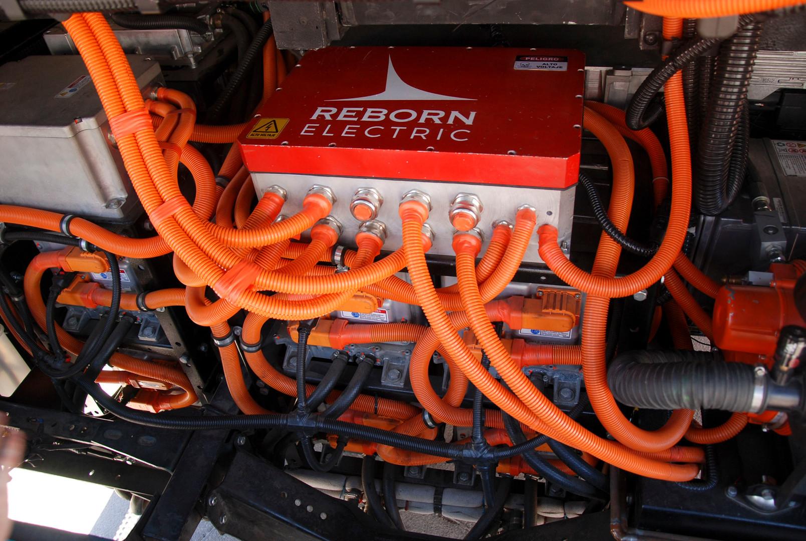 Reborn Electric - PDU