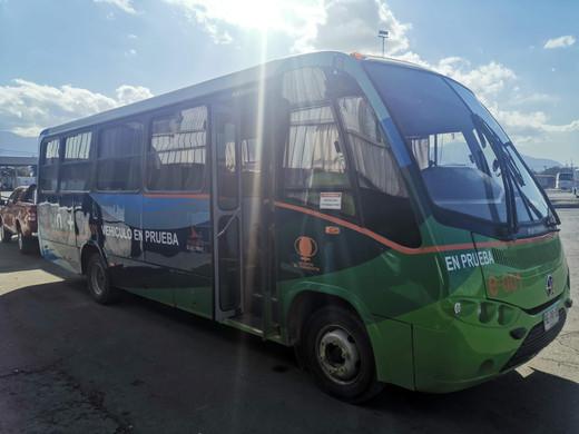 Taxibus Mina Subterránea