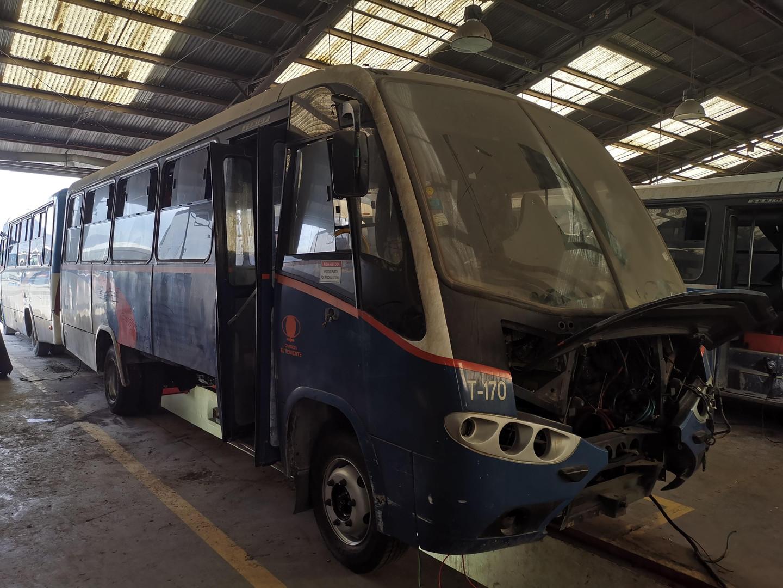 Reborn Electric - Taxibus minero