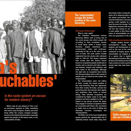 India's 'Untouchables'
