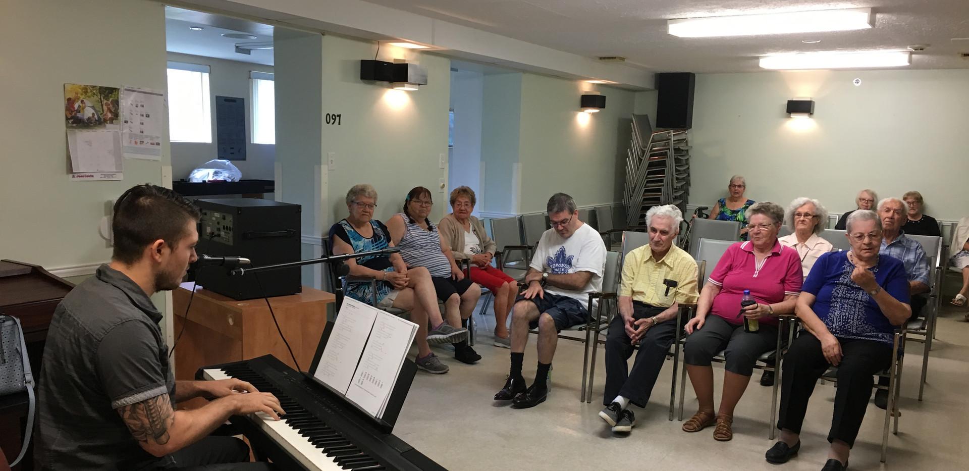 Résidence pour personnes âgées en Montérégie21