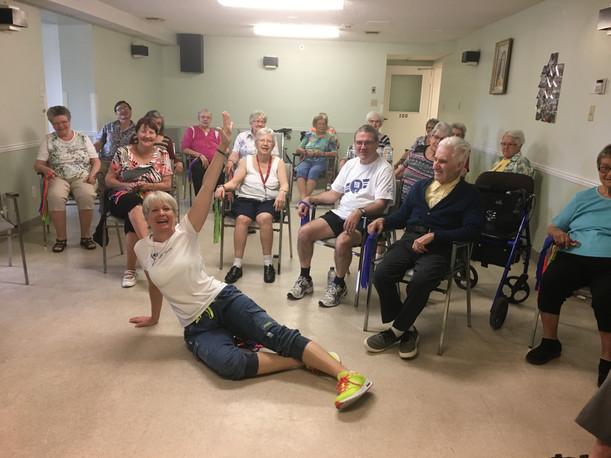 Résidence pour personnes âgées en Montérégie24