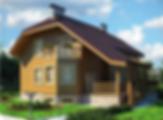 Деревянный дом 300 кв.м.