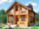 Деревянный дом 200 кв.м.