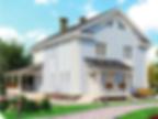 Дом 190 кв.м.