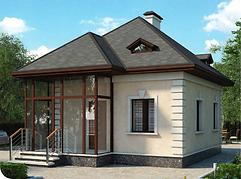 Дом 50 кв.м.
