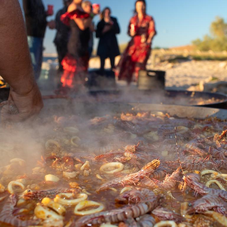 Feast on the Beach