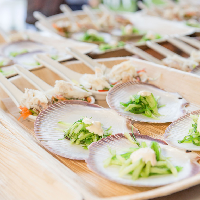 Canapes on the Gascoyne