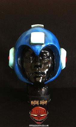 Casco Megaman (Sólo para muestra)