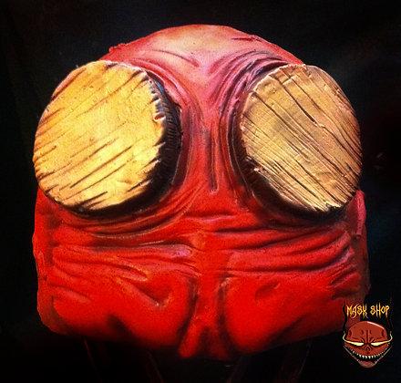 Calva Hellboy (sin pelo)