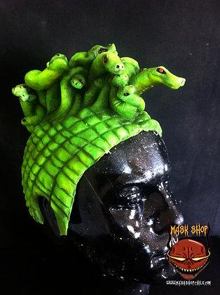 Calva Medusa mohicano