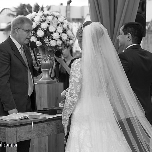 Casamento de Carla e Francisco