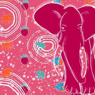 Elephants & Strawberries